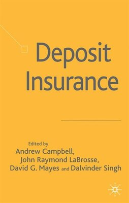 Book Deposit Insurance by Andrew Campbell