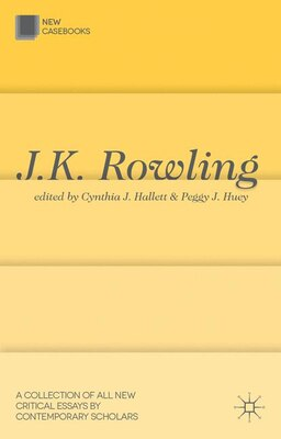 Book J. K. Rowling: Harry Potter by Cynthia J. Hallett