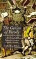 The Genius of Parody: Imitation and Originality in Seventeenth- and Eighteenth-Century English…