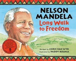 Book Long Walk to Freedom by Nelson Mandela