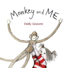 Book Monkey And Me by Emily Gravett