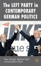 Left Party In Contemporary German Politics