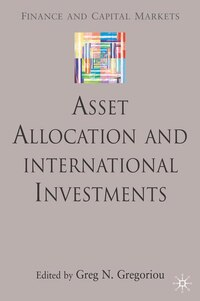 Asset Allocation And International Investments