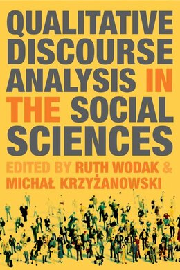 Book Qualitative Discourse Analysis In The Social Sciences by Ruth Wodak