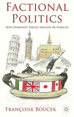 Book Factional Politics: How Dominant Parties Implode or Stabilize by Françoise Boucek