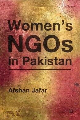 Book Women's NGOs In Pakistan by Afshan Jafar