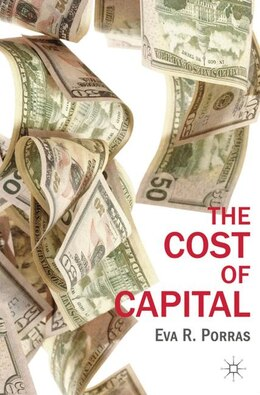 Book The Cost of Capital by Eva Porras Gonzalez