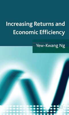 Book Increasing Returns and Economic Efficiency by Yew-Kwang Ng