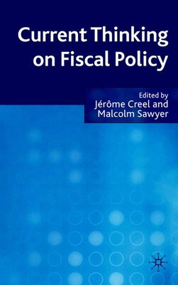 Book Current Thinking on Fiscal Policy by Jerome Creel