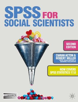 Book SPSS for Social Scientists by Ciaran Acton