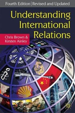 Book Understanding International Relations by Chris Brown