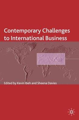 Book Contemporary Challenges to International Business by Kevin Ibeh