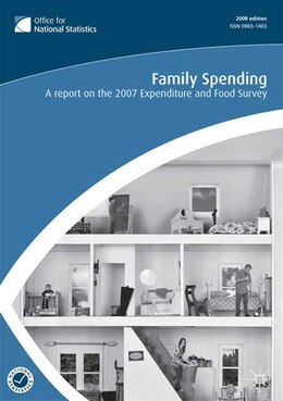 Book Family Spending (2007-2008) by Office for National Statistics