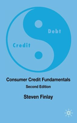 Book Consumer Credit Fundamentals by Steven Finlay