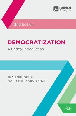 Book Democratization: A Critical Introduction by Jean Grugel