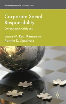Book Corporate Social Responsibility: Comparative Critiques by R. Raman