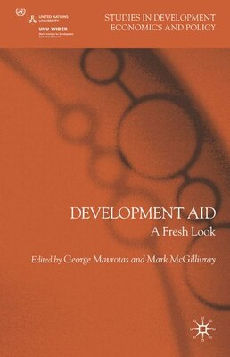 Book Development Aid: A Fresh Look by George Mavrotas