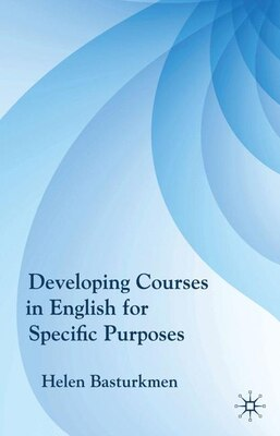 Book Developing Courses In English For Specific Purposes by Helen Basturkmen