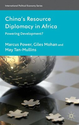 Book China's Resource Diplomacy in Africa: Powering Development? by Marcus Power