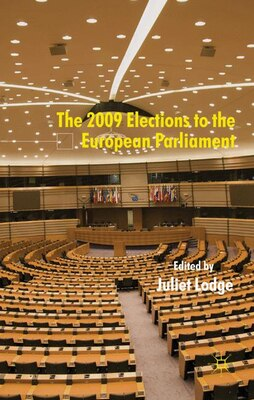 Book The 2009 Elections to the European Parliament by Juliet Lodge