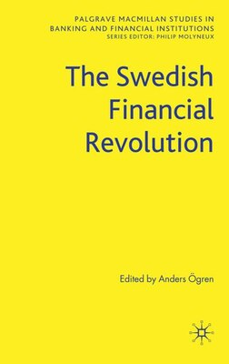 Book The Swedish Financial Revolution by Anders Ögren