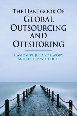 Book The Handbook of Global Outsourcing and Offshoring by Ilan Oshri