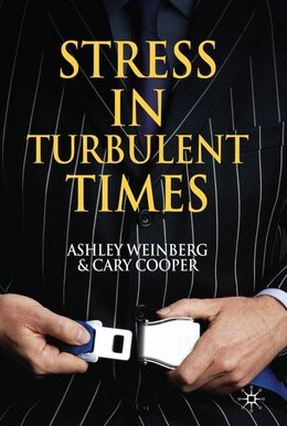 Book Stress In Turbulent Times by Ashley Weinberg