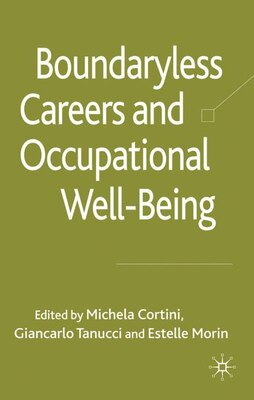 Book Boundaryless Careers And Occupational Wellbeing by Michela Cortini