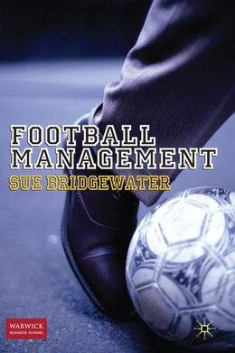 Book Football Management by Sue Bridgewater