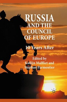 Book Russia And The Council Of Europe: 10 Years After by Katlijn Malfliet