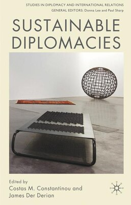 Book Sustainable Diplomacies by Costas M. Constantinou