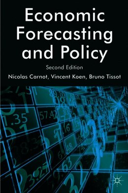 Book Economic Forecasting And Policy: Second Edition by N. Carnot