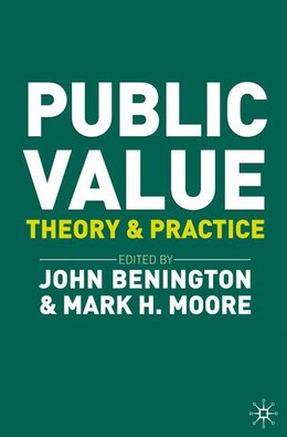 Book Public Value: Theory and Practice by John Benington