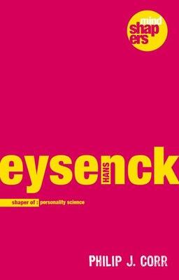 Book Hans Eysenck by Philip Corr