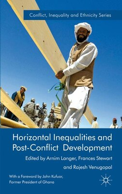 Book Horizontal Inequalities and Post-Conflict Development by Arnim Langer