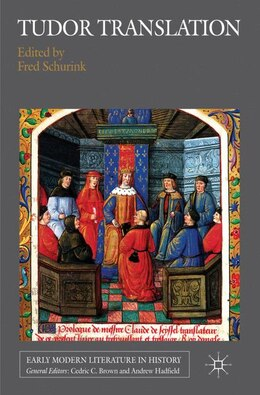 Book Tudor Translation by Fred Schurink