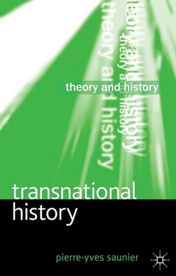 Book Transnational History by Pierre-Yves Saunier
