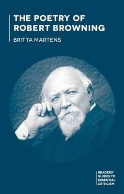 Book The Poetry Of Robert Browning by Britta Martens