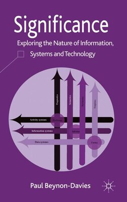 Book Significance: Exploring the Nature of Information, Systems and Technology by Paul Beynon-Davies