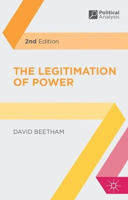 Book The Legitimation of Power by David Beetham