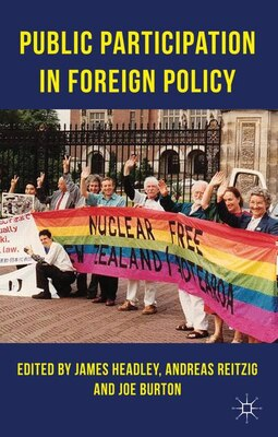 Book Public Participation in Foreign Policy by James Headley