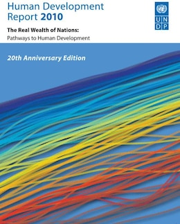 Book Human Development Report 2010: 20th Anniversary Edition by United Nations