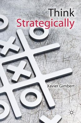 Book Think Strategically by X. Gimbert