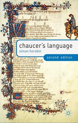 Book Chaucer's Language by Simon Horobin