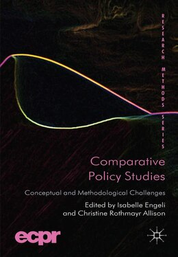 Book Comparative Policy Studies: Conceptual and Methodological Challenges by Isabelle Engeli