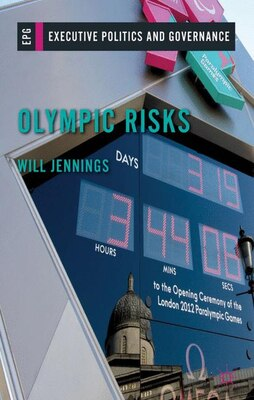 Book Olympic Risks by Will Jennings