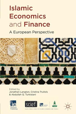 Book Islamic Economics and Finance: A European Perspective by Jonathan Langton