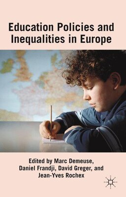 Book Educational Policies and Inequalities in Europe by Marc Demeuse