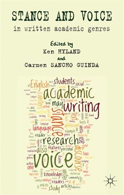 Book Stance and Voice in Written Academic Genres by K. Hyland