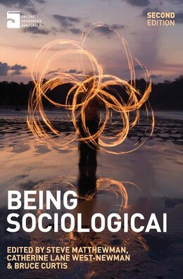 Book Being Sociological by Steve Matthewman